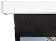 Настенные экраны Projecta с электроприводом
